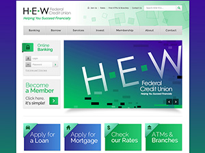 HEW Federal Credit Union
