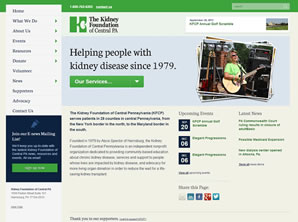 Kidney Foundation of Central PA